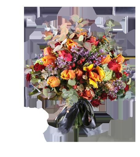 Bouquet fogo